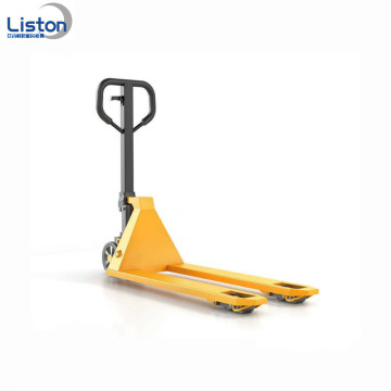 Wholesale Narrow Manual Pallet Truck with Scale