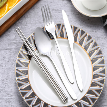 Stainless Steel Cutlery Set Outdoor Seven-Piece Suit