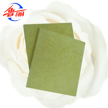 Raw MDF board Medium Density fireboard