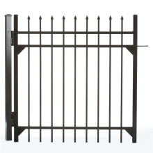 metal fence gates