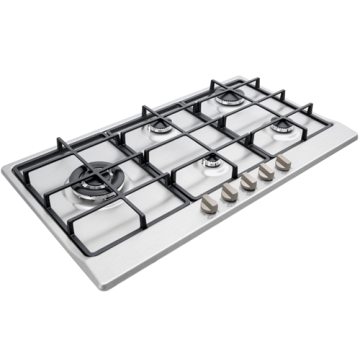 90CM Gas Stove Stainless Steel