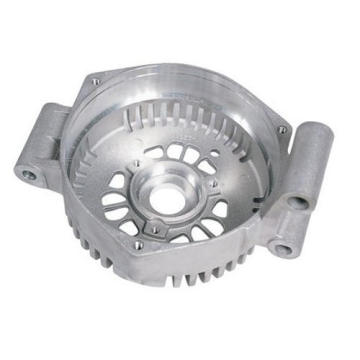 Motor Cover Aluminum Mold