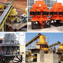 Rock Making Machine For Stone Crusher Plant
