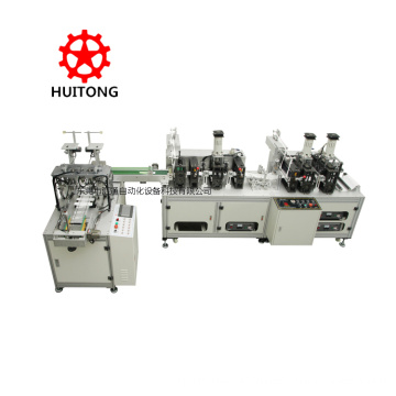 dust face mask blank machine