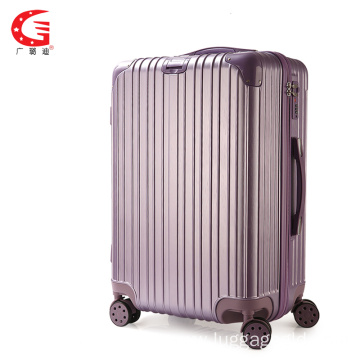 Brand factory trolley case abs wholesale