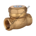 TEE MALE BRASS CHECK VALVE
