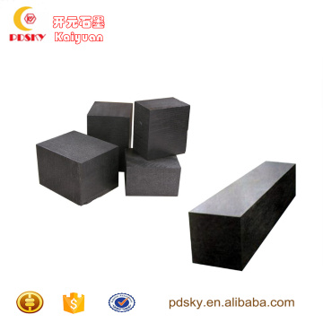High Density Raw Graphite Molded Graphite