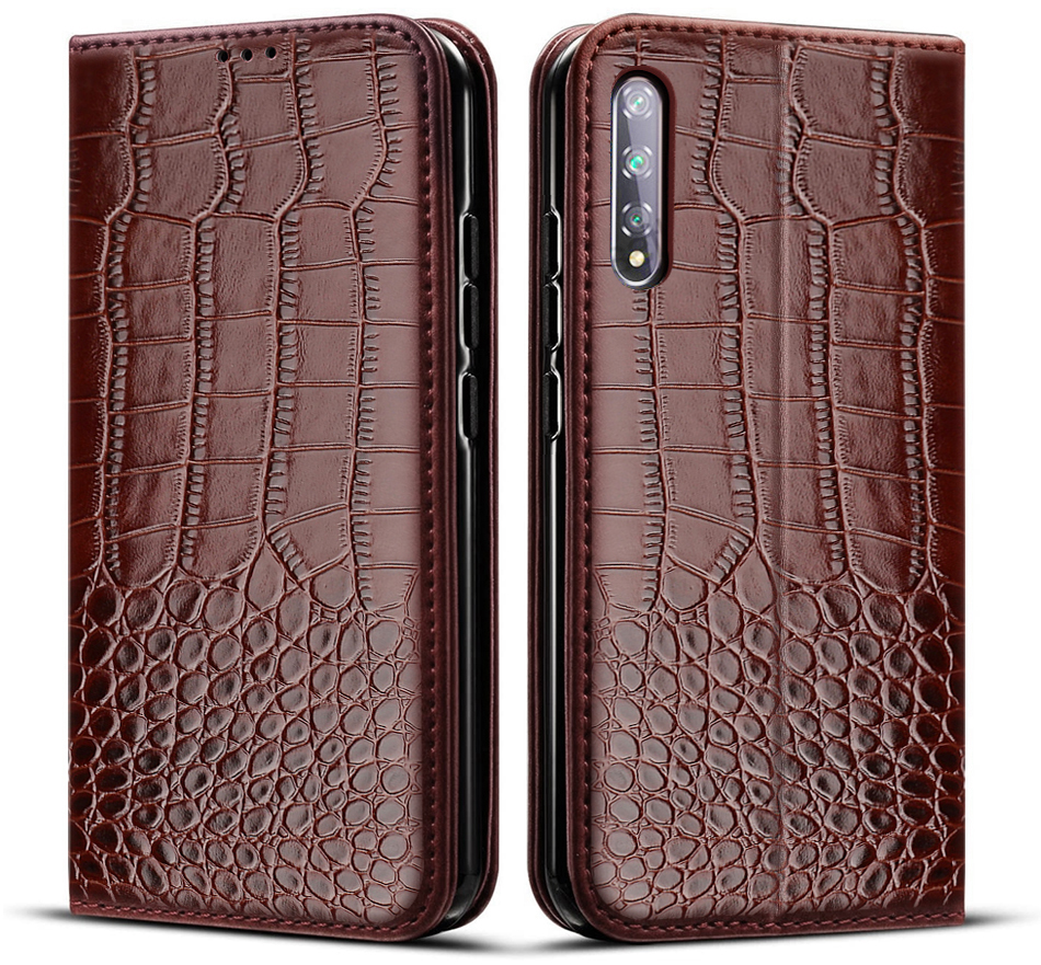 Flip Leather Case for Huawei Y8p case Fundas For Huawei Y8p AQM-LX1 Coque Huawei Y8p Book Wallet Cover Mobile Phone Bag