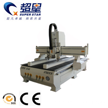 CNC Router for door lock processing