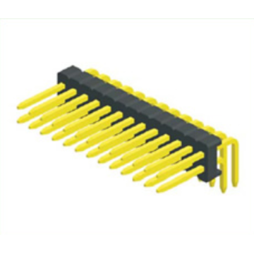 0.8mm Pin Header Dual Row right angle