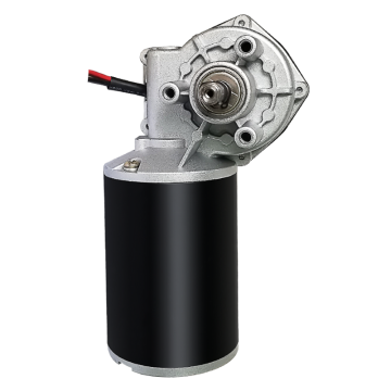 Low rpm Electric Motor | Gear Reducer 110V or 12V High Torque Worm Gear Motor
