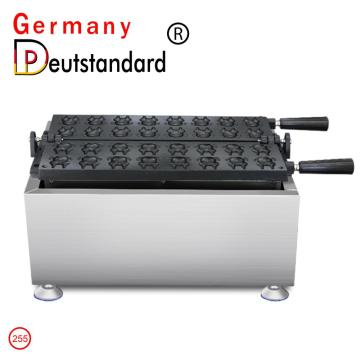 Commercial baking machine Roasted chicken shape waffle machine