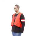 Factory sale cheap price PVC safety vest