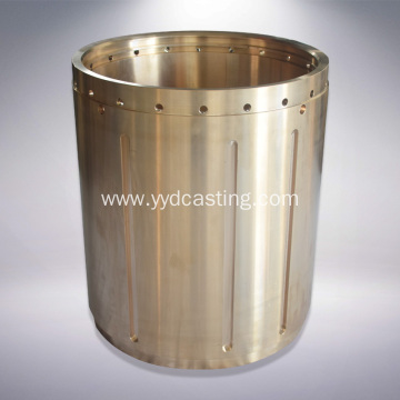 Eccentric Bushing casting steel
