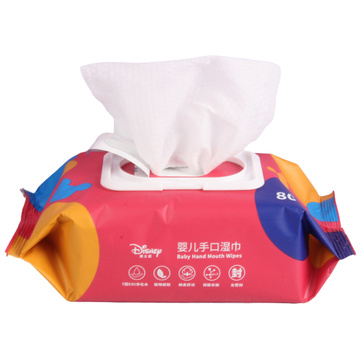 Pure Safe Eco Friendly Organic Cloth Baby Wipes