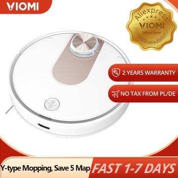 VIOMI SE Robot Vacuum Cleaner Smart Planned Y-type Electric Mop, Mijia APP,Save 5 Maps 7 Schedule,Carpet Hair Pet Dust Collector