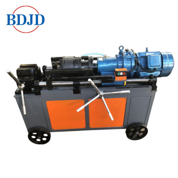 Hot sale construction machinery rebar thread rolling machine