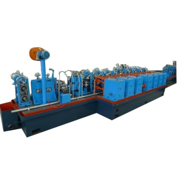 High precision welded pipe mill forming machine