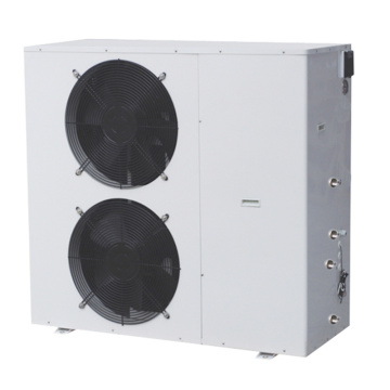 Air Source heat pump with Recovery Heating