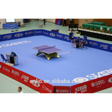 PVC Table tennis floor Table tennis with ITTF