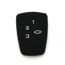 Kanggo Chevrolet 3 Button Car Key Silicone Cover