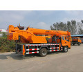 Small Mobile Truck Mounted  Cranes