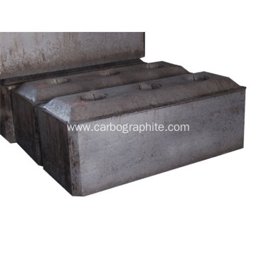 Prebaked Anodes for Aluminum Smelter Aluminum Production