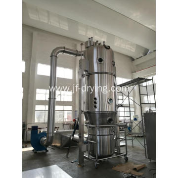 Granules/powder fluid bed dryer machine