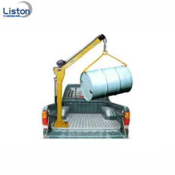 1Ton Portable Small Truck Lifting Crane 500kg