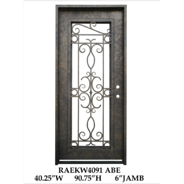 Venice Wrought Iron Doors