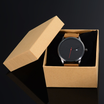 Unique Custom OEM Paper Watch Gift Box