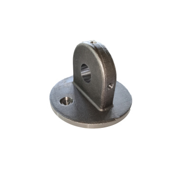 Ductile Iron Forging Hydraulic Cylinder End Cap