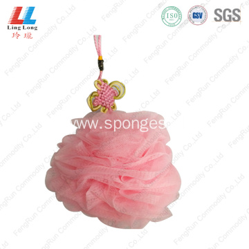 mesh shower sponge cleaner loofah bath sponge