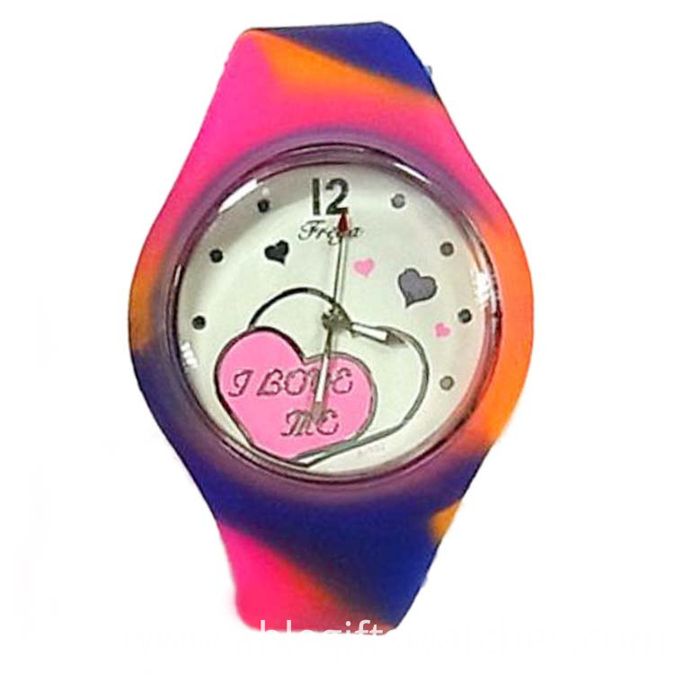 mix color watch for child