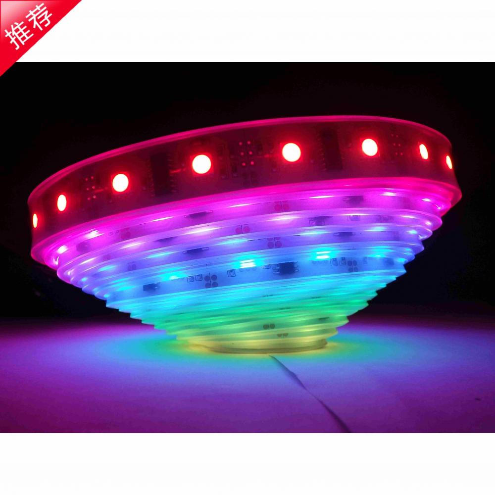 Hot sales ws2812b programmable 144 pixel IC led strip