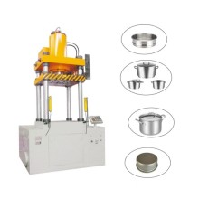 Servo Hydraulic pressing machine for deep drawing forming