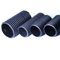 HDPE Black Permeable Corrugated Pipe Drip Irrigation Pipe