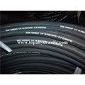 Chemical rubber air stainless steel flexible fuel hose