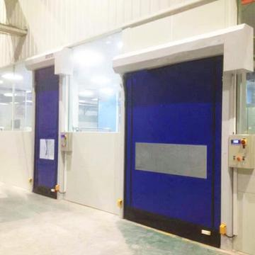 Factory Price Zipper Fast Speed Door