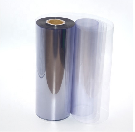 Silver Golden PVC Rigid