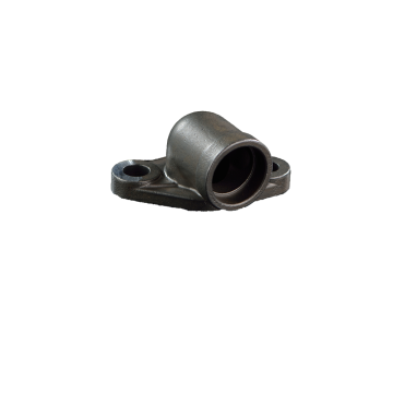 Casting Ductile Iron Exhaust Pipe Parts for Automobiles