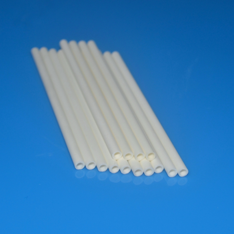 Ceramic thermocouple protection tubes