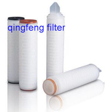 Pes Membrane Pleated Filter Cartridge for Wine Filtration