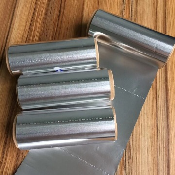 10 Micron Aluminium Foil Jumbo Roll Food Packaging