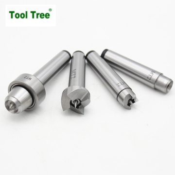 4pcs MT2 Center Sets For Wood-working Machines