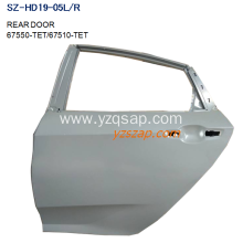 Steel Body Autoparts Honda 2017 CIVIC REAR DOOR