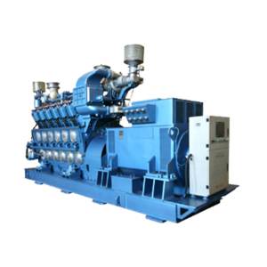 CPG Generator 1 series:power range 1500KWe-2400KWe/50&60HZ