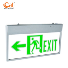 ABS frame emergency exit safe sign