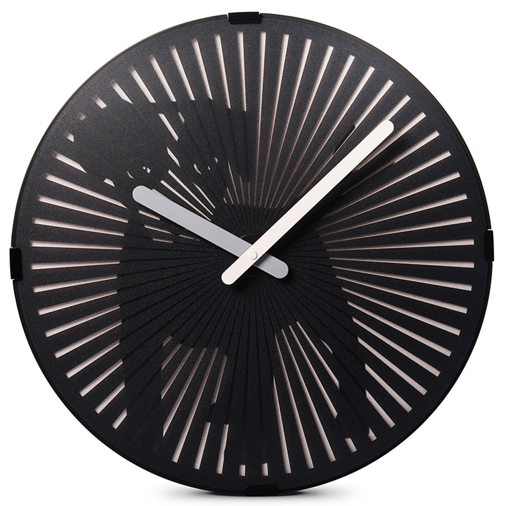 Motion Wall Clock- Lovely Puppy