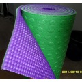 Deversible PVC yoga mat